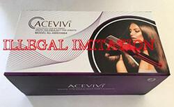 ACEVIVI - CHEAP IMITATION - ILLEGAL KNOCKOFF